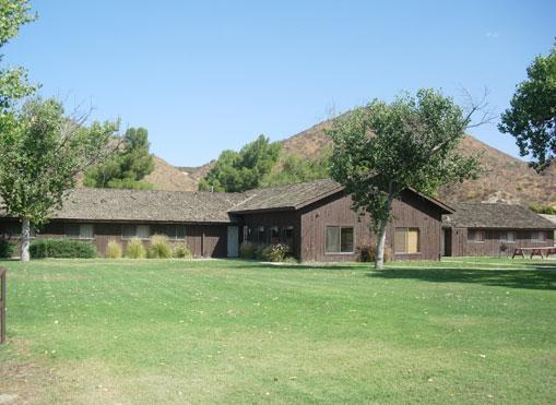 Our bunkhouse is for those who wish to enjoy the ranch without having to rough it.