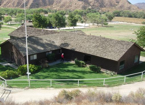 The Ranch Office-